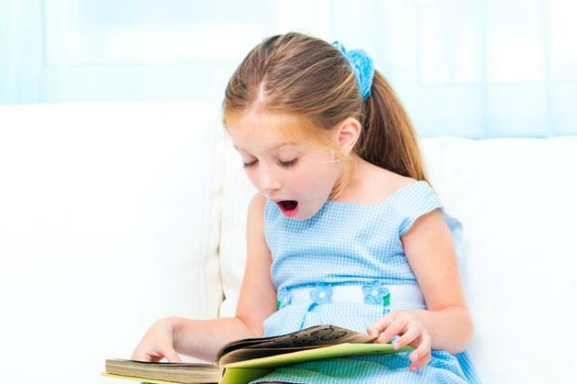 Copilul tău citeşte?